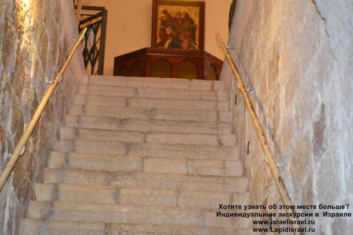 Крёстный путь Армяне в Иерусалиме