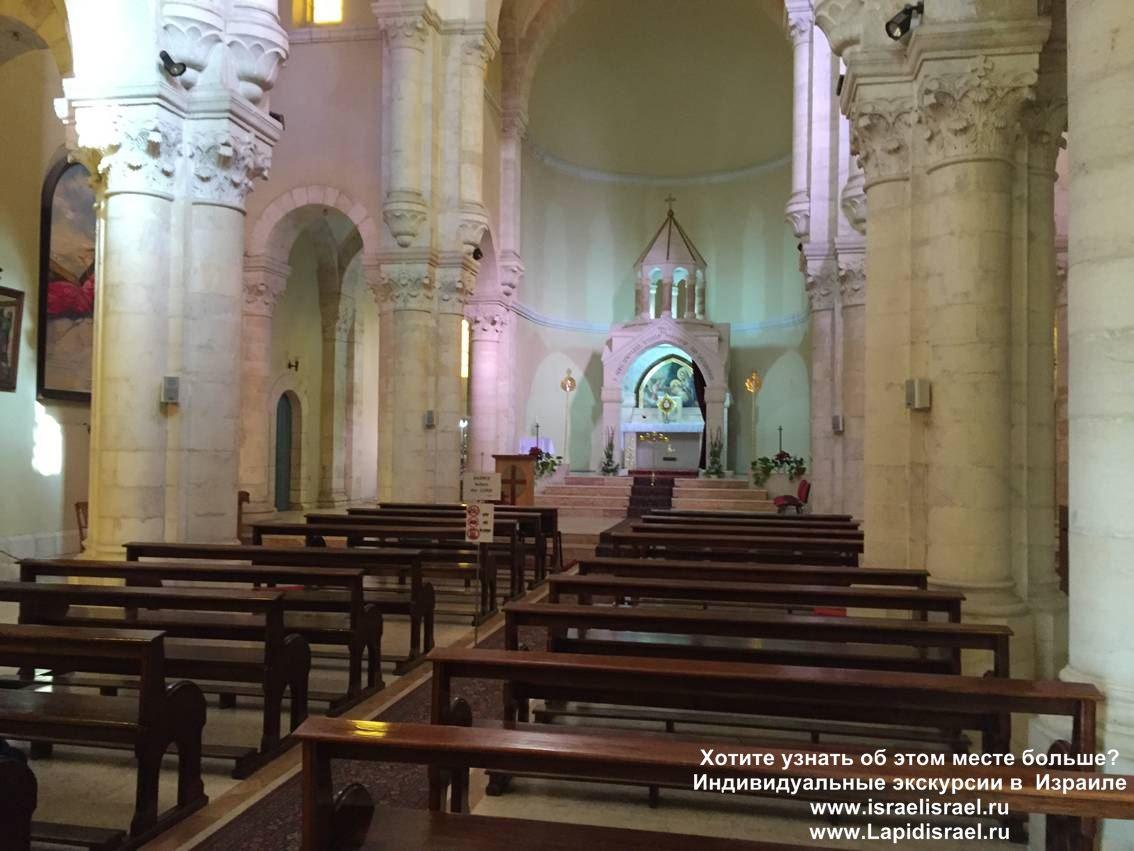 The Armenian Church of Via Dolorosa