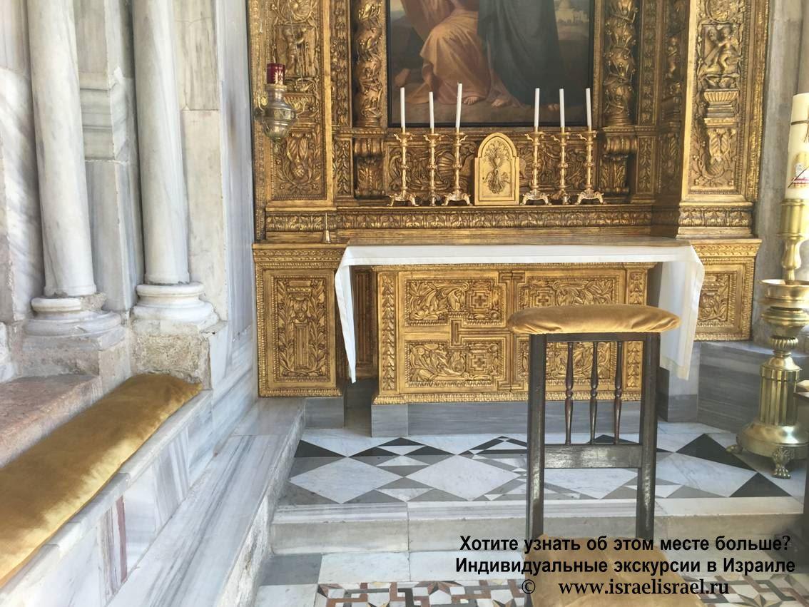 Греки десятое стояние Иисуса храм