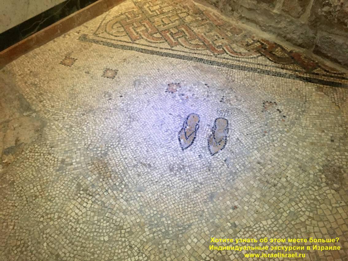 The Way of the Cross Jerusalem 4 station