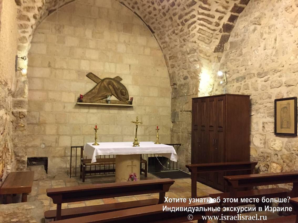 Седьмая станция Францисканская церковь
