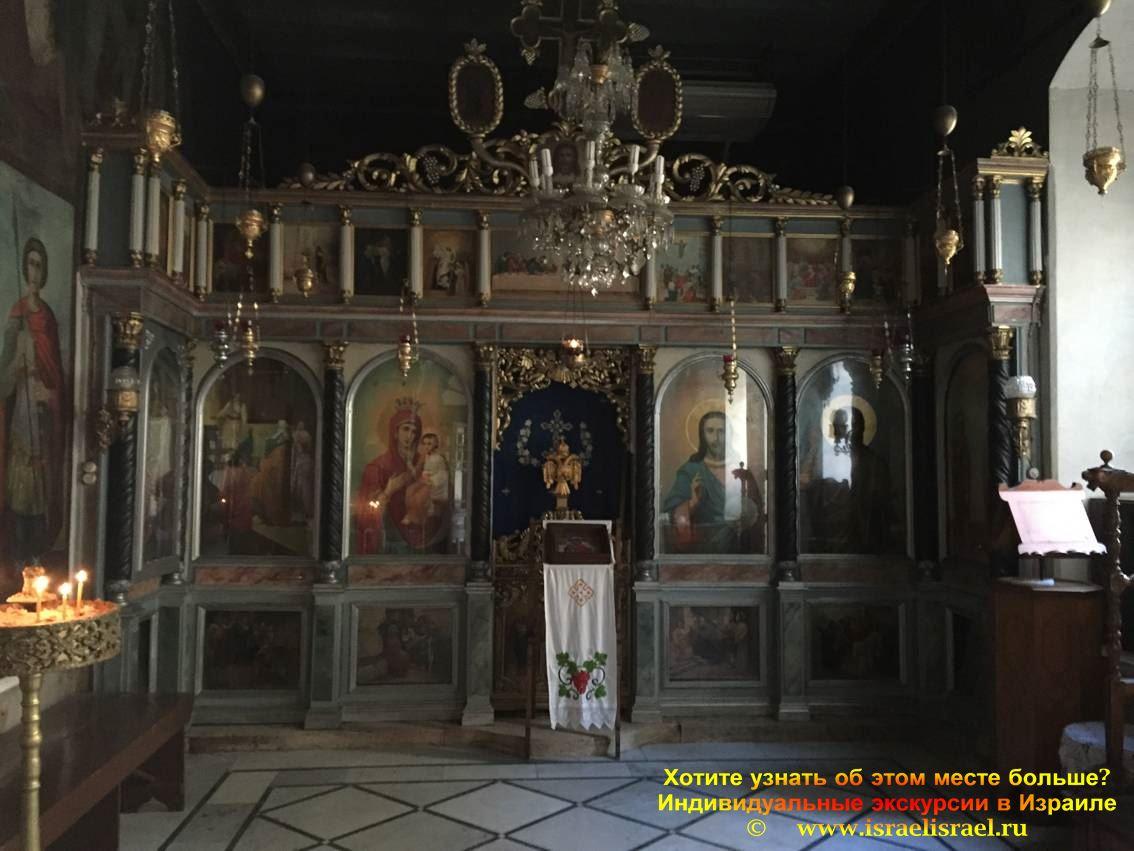 Мария Иерусалим мать Иисуса