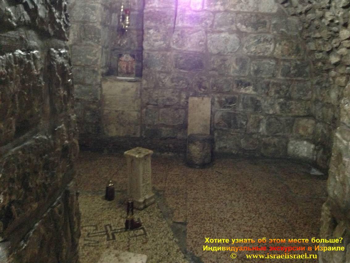 дом богородицы в Иерусалиме