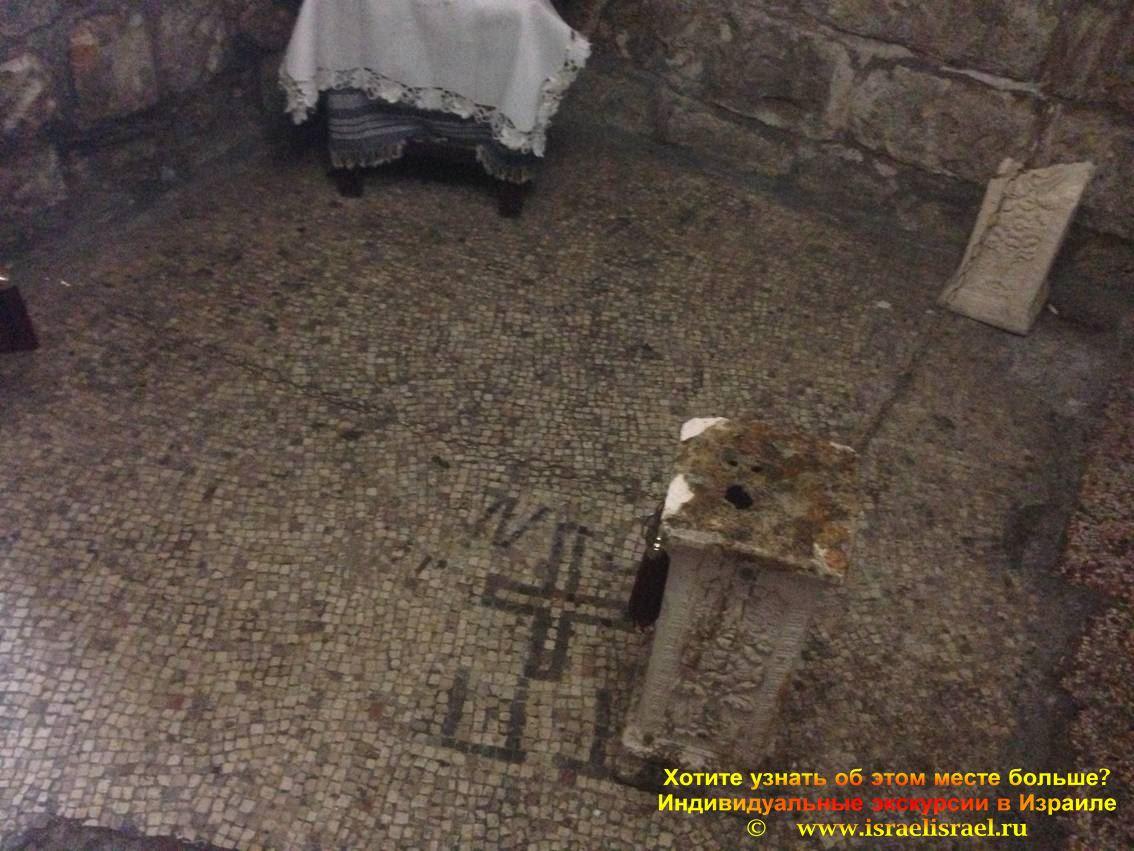 Иерусалим дом пресвятой богородицы