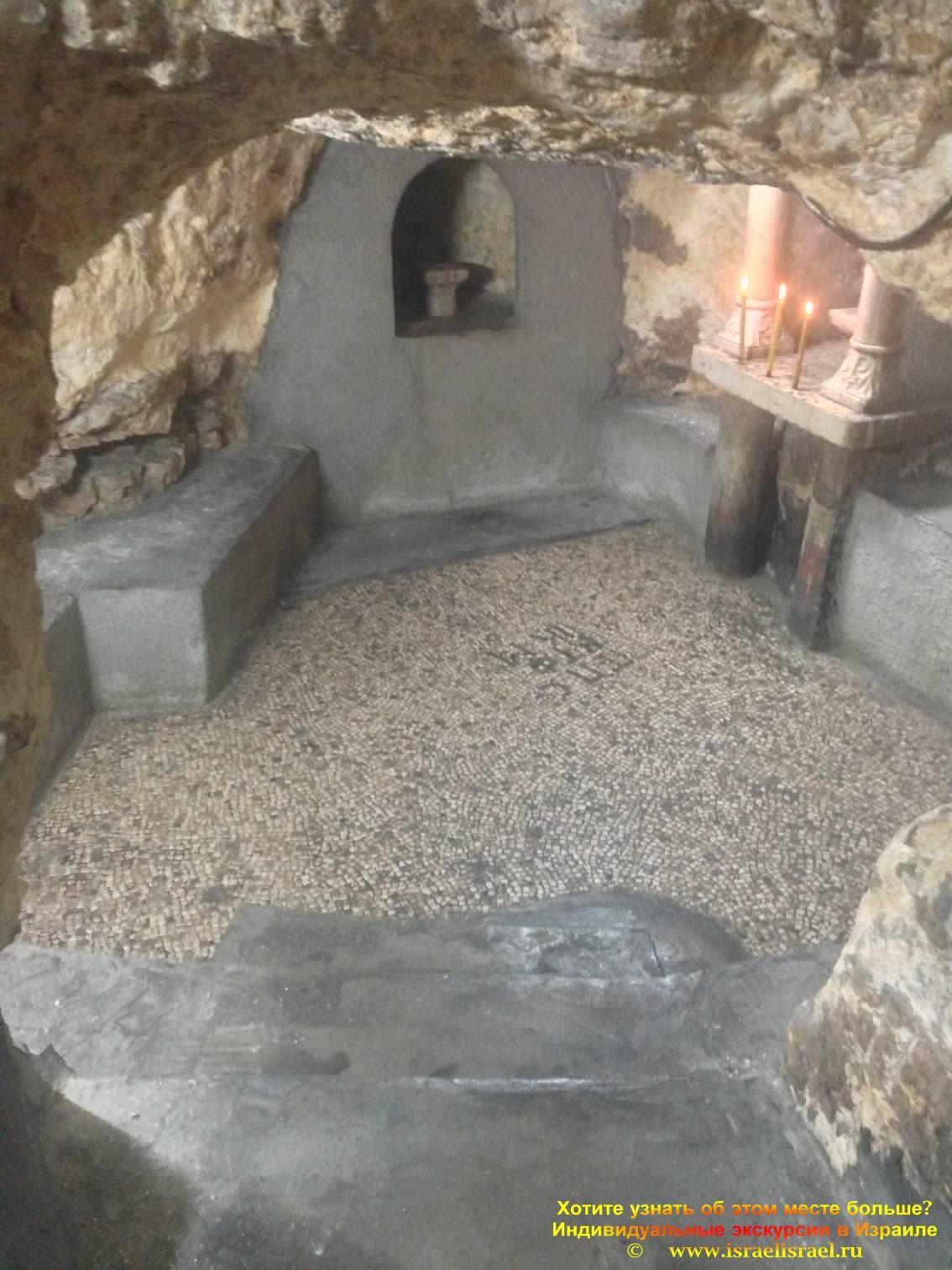 Дом рождения Марии, Мария Богородица - Иерусалим, греческая церковь Частные и Индивидуальные экскурсии в Израиле для всей семьи