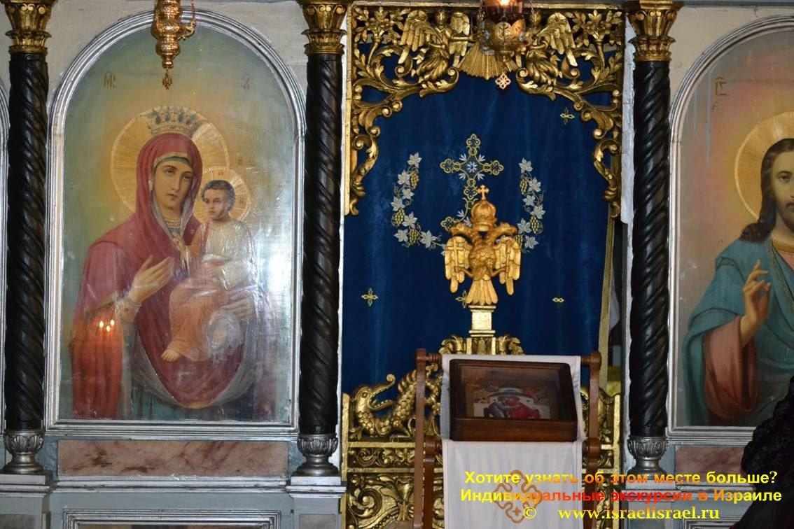 Иерусалим Иисус Христос матерь божья