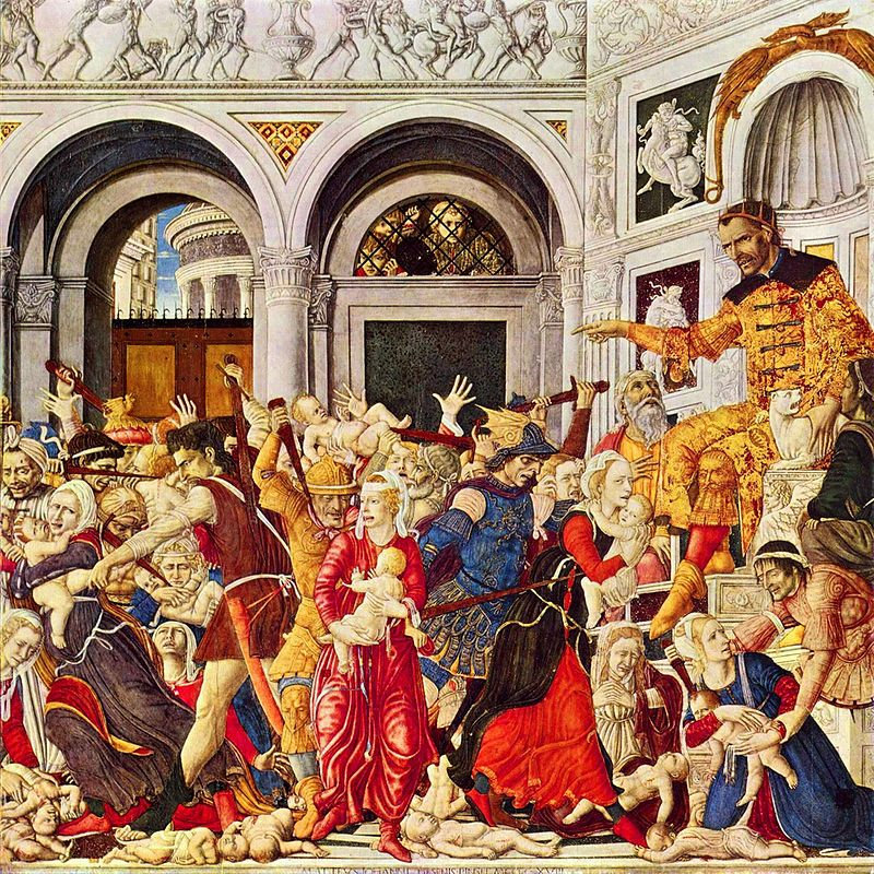 Ирод Великий в Иерусалиме
