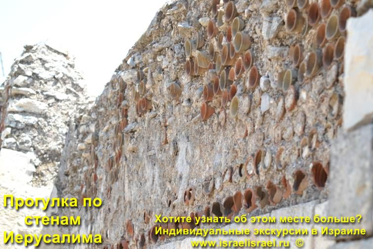 стена променад иерусалим записка