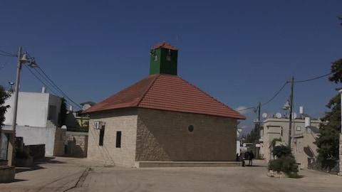 черкесская деревня в Израиле
