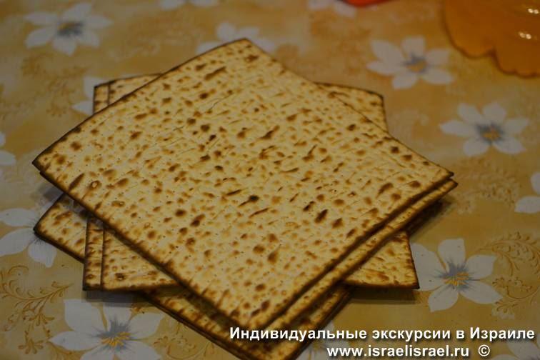 Израильские праздники Песах