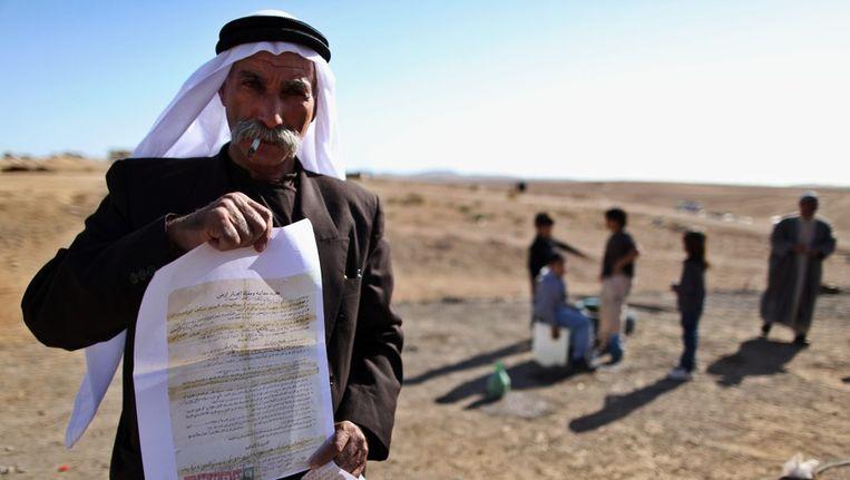 Израильские бедуины общество