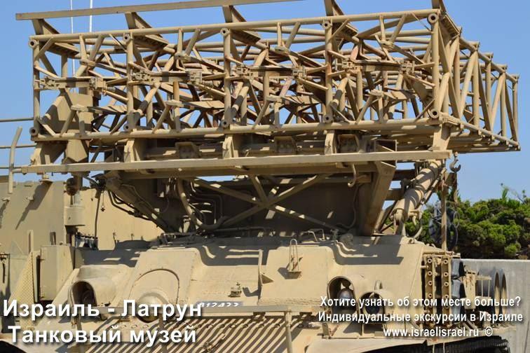музей израильских танковых войск