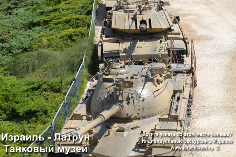 Музей танков Яд ха-Шарион