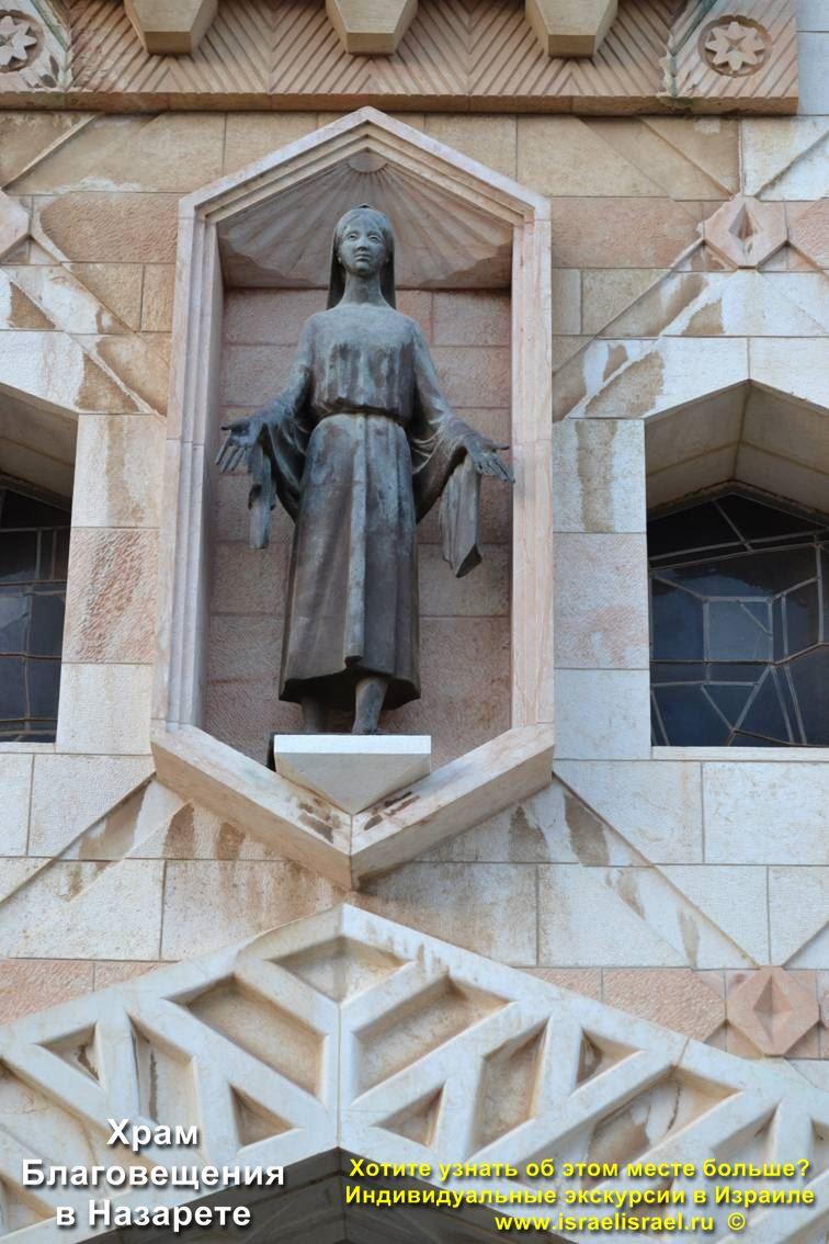 назарет православные храмы