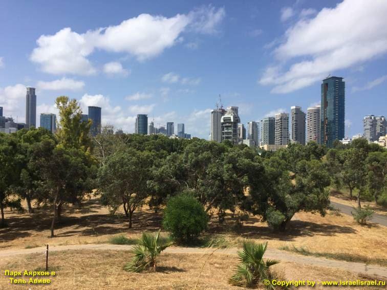 Гид по Тель авиву