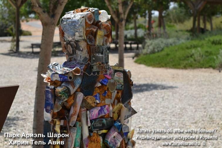 Ариель Шарон национальный парк израиля