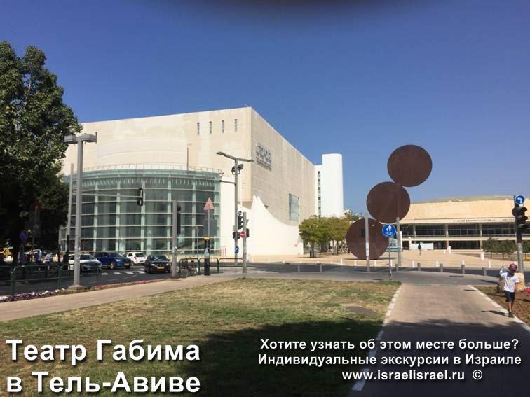 Театр Габима