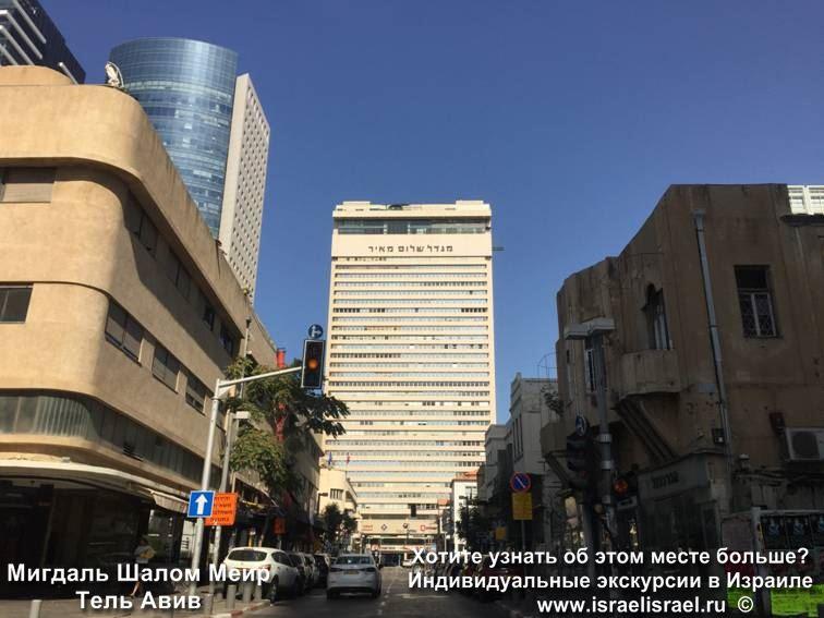 Первые дома в Тель Авиве