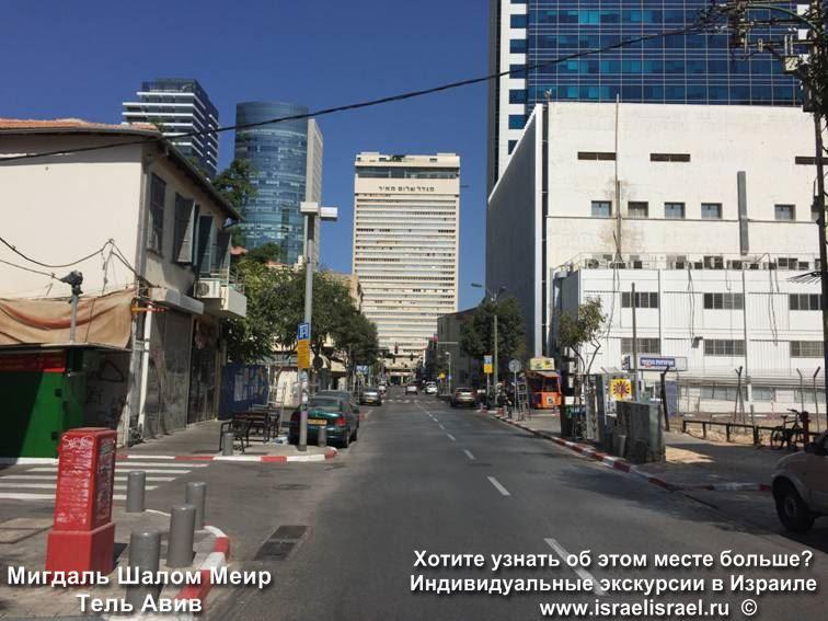 Башни в Тель Авиве