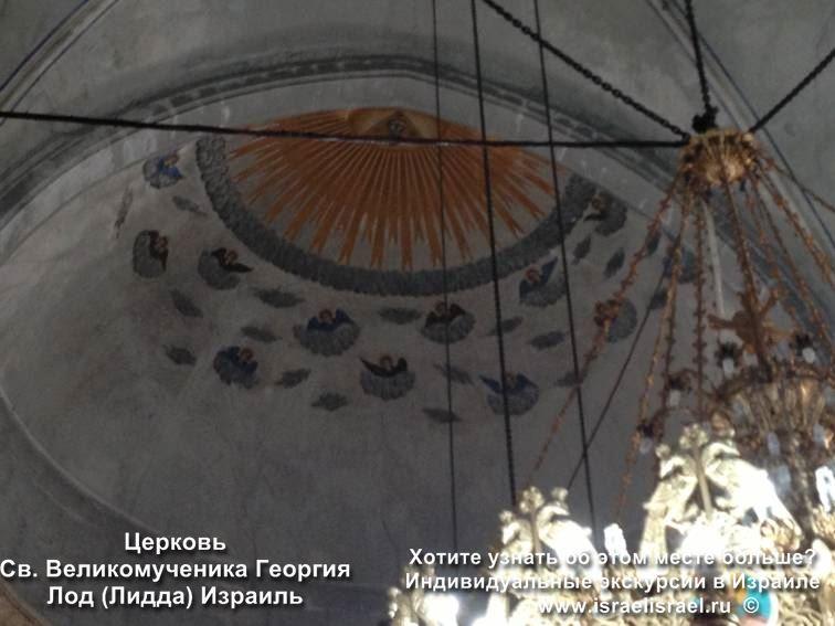 История и ыото церковь св. Георгия