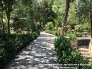 Гробница у сада - Садовая гробница