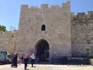 Иерусалим  columbsu