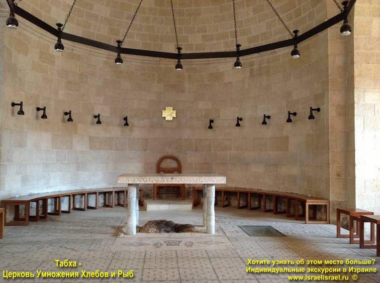 монастырь капернауме