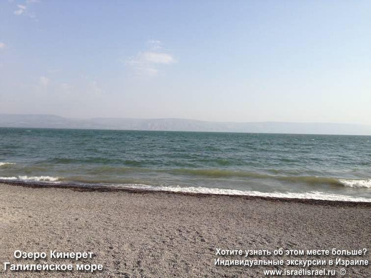Погода Галилейское море