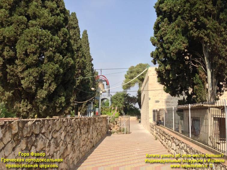 Пророки на горе Фавор