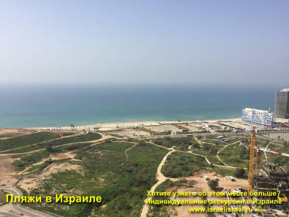 температура воды на пляже израиля
