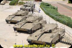 Танковый Музей в Израиле