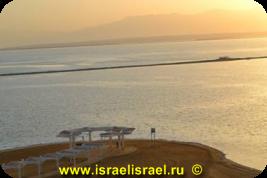 полдня Мёртвом море, включая машину до 4 - х человек,