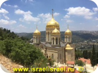 Индивидуальная экскурсия полдня Иерусалим