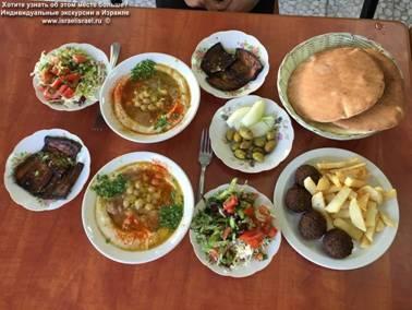 Ресторан хумус в Израиле вкусный хумус в Израиле