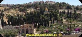 Иерусалим трёх религий - святой город