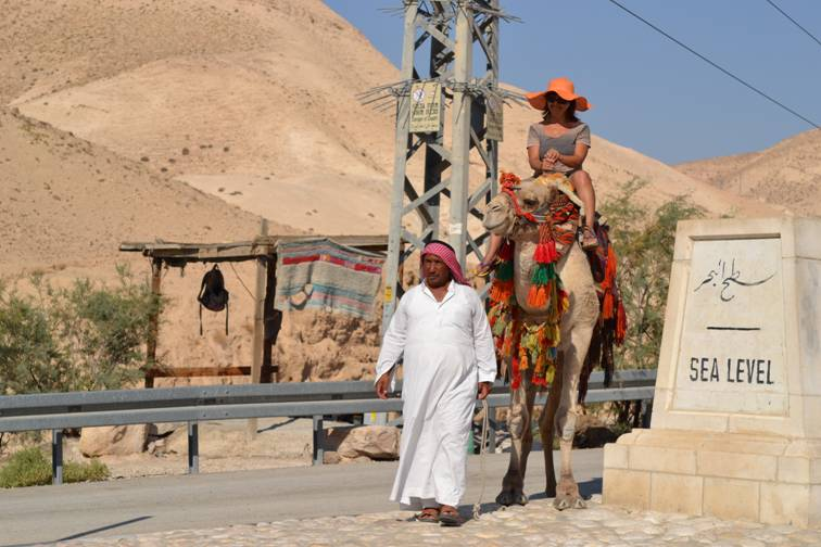 Индивидуальная поездка на Мёртвое море + крепость Массада