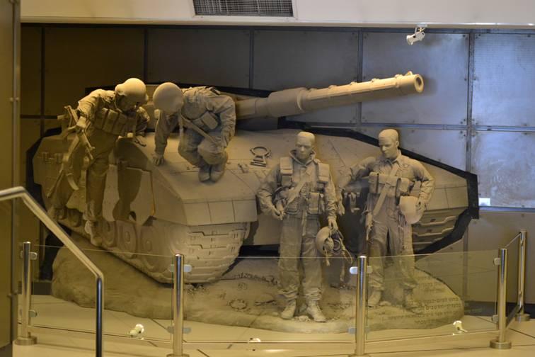 Часф работы танковый музей в Израиле