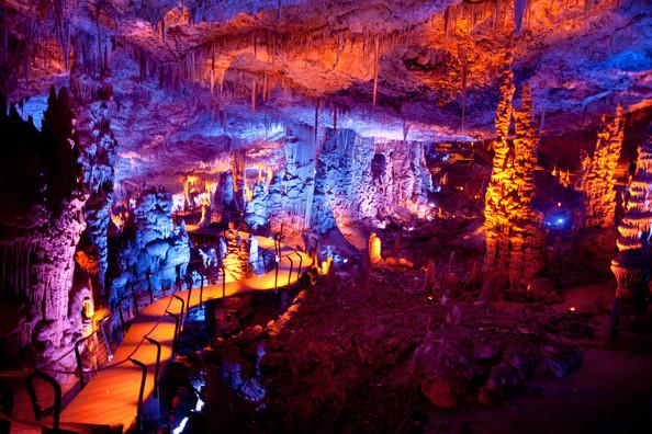 Экскурсия сталактитовые пещеры в Израиле