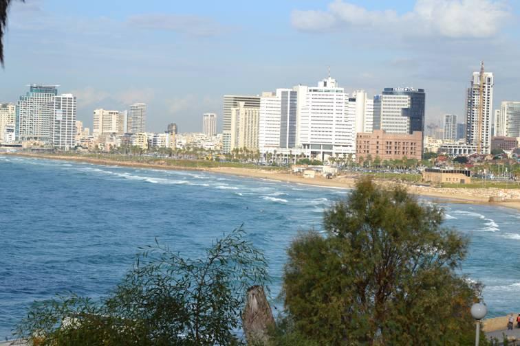 Обзорная индивидуальная экскурсия по Тель Авиву и старому Яффо.