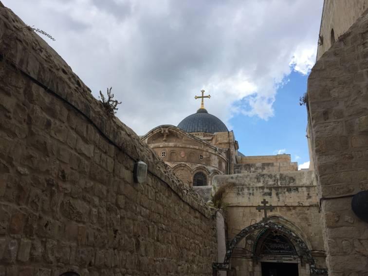 Экскурсия по утренему Иерусалиму