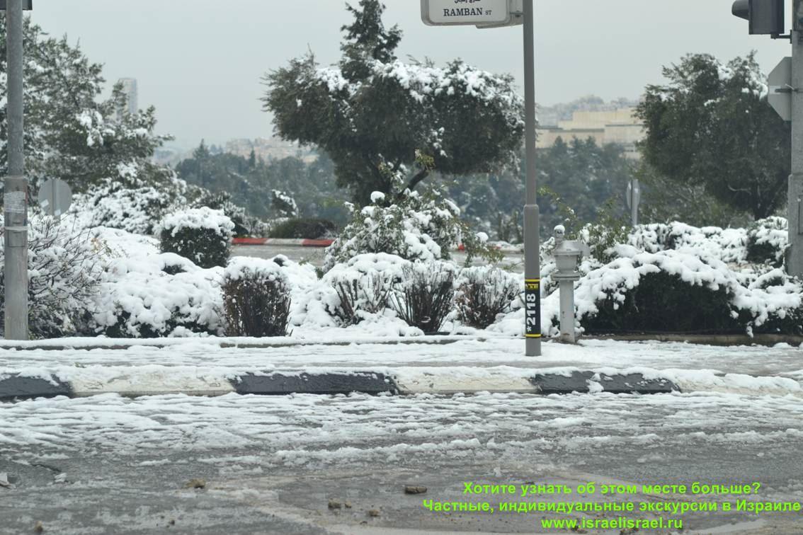 отдых в израиле зимой
