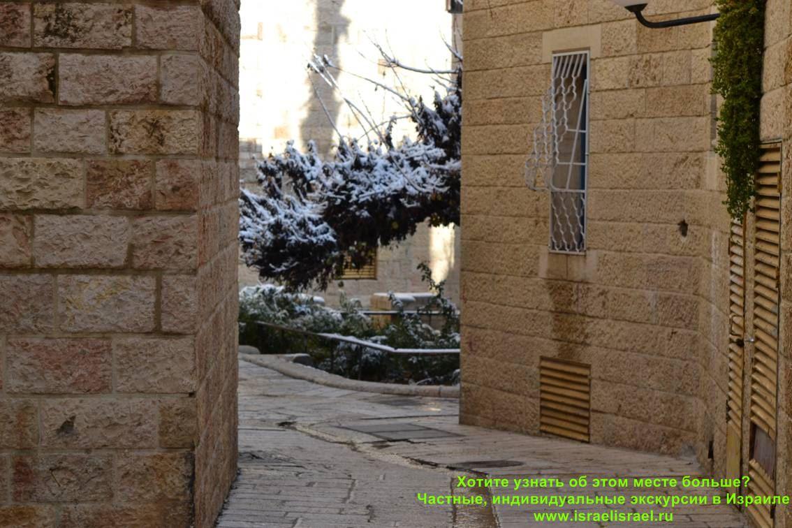 есть ли зима в израиле
