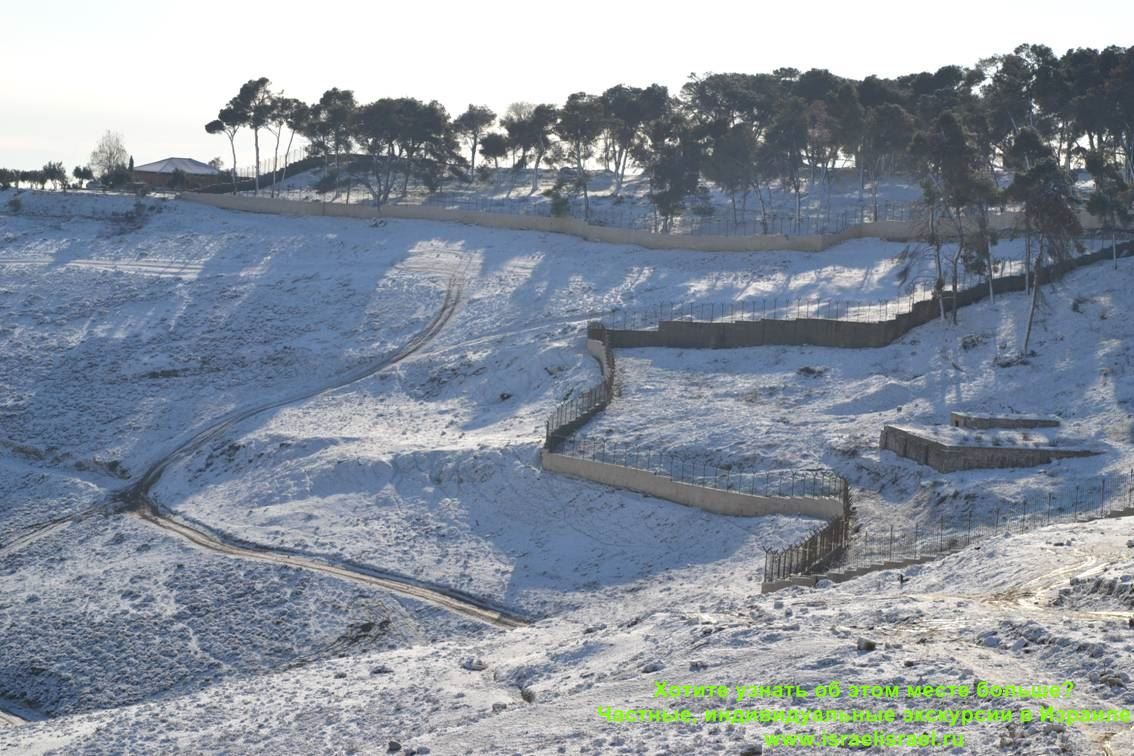 отдых в израиле зимой весной выбор места