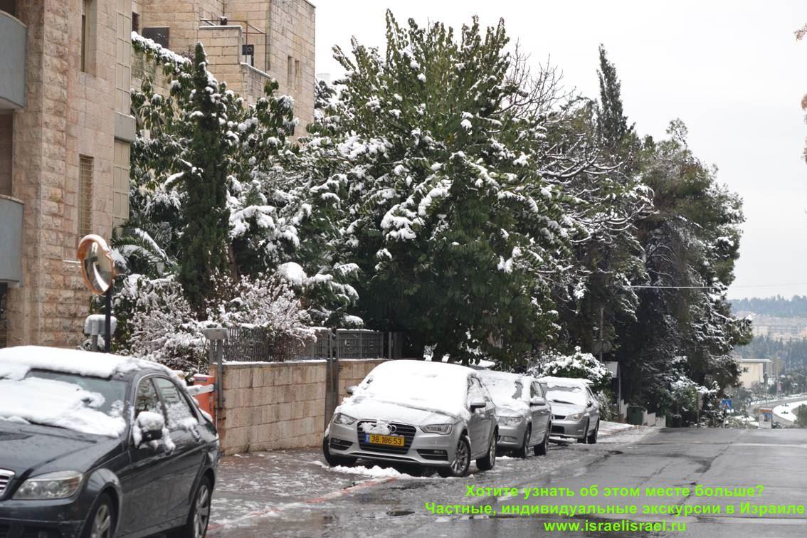 зимой в израиле купаются