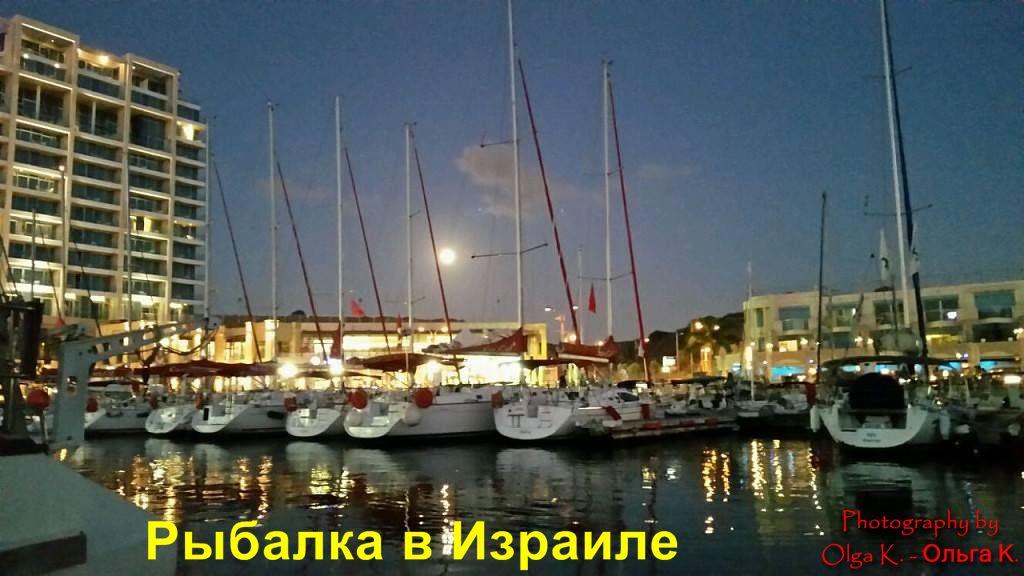 рыбалка на средиземном море в Испании