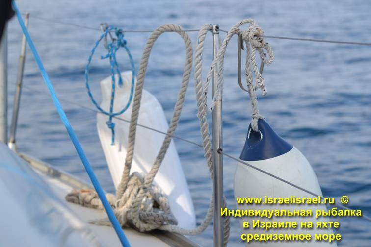 израиль рыбалка на море